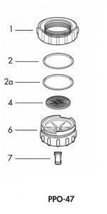 Obudowa filtracyjna PPO-47