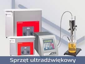 Sprzęt ultradźwiękowy